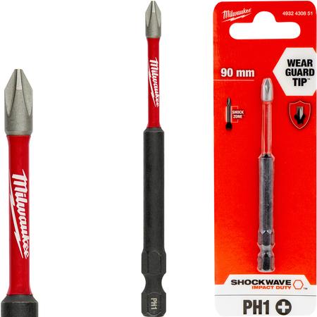 Bit Shockwave Philips (PH1) 90mm (1 szt.)