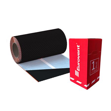 Taśma Kominowa Aluminiowa FLEX 3D 30cm x 5mb Czarny
